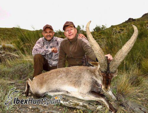 Southeastern Ibex Hunt by Tarmo
